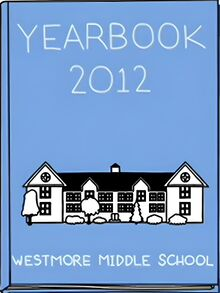 Westmore Middle School Yearbook