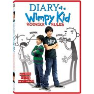Rodrick Rules DVD cover