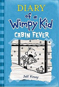 200px-Diary of a Wimpy Kid Cabin Fever cover art