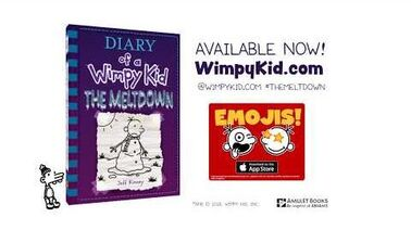 The Meltdown - Diary of a Wimpy Kid Book 13