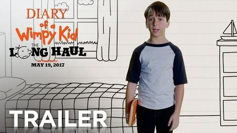 Diary of a Wimpy Kid The Long Haul Teaser Trailer HD 20th Century FOX