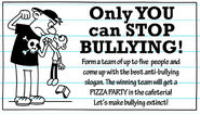 Only you can stop bullying