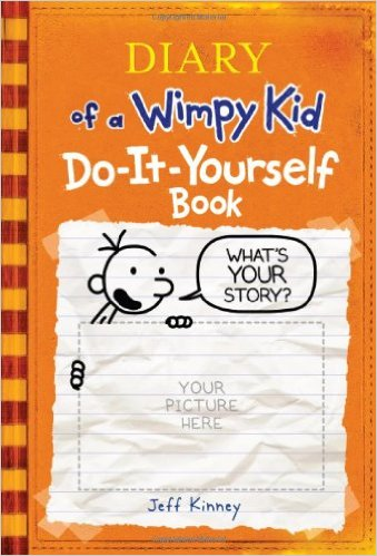 Diary of a wimpy kid do it yourself book diary of a wimpy kid wiki diary of a wimpy kid do it yourself book solutioingenieria Images