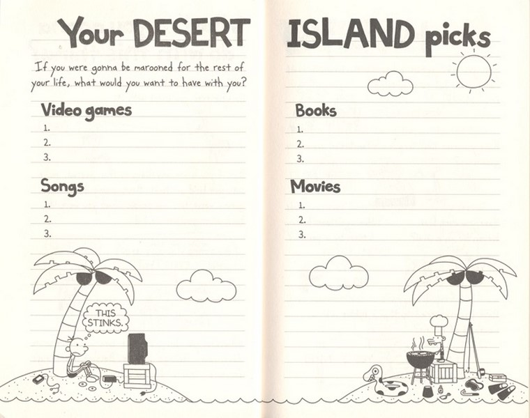 The Wimpy Kid Do It Yourself Book Diary Of A Wimpy Kid Wiki Fandom