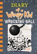 Diary of a Wimpy Kid:Wrecking Ball (Gray)