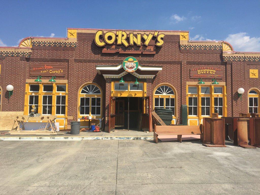 Corry S Restaurant