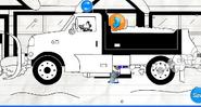 Wimpy Wonderland Snow Plow Truck