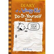 Diary of Wimpy Kid Do it Yourself