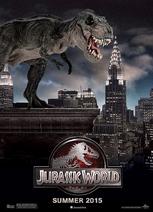 Jurassic World 2015.