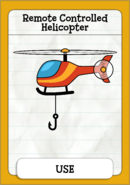 Remote Controlled Helicopter 1