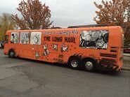 Long Haul Bus