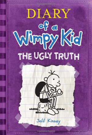 Diary of a Wimpy Kid The Ugly Truth cover