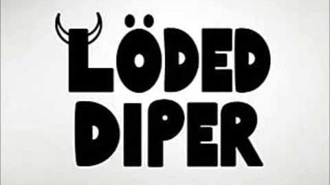 Exploded Diper