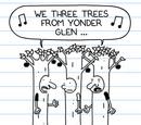 We Three Trees