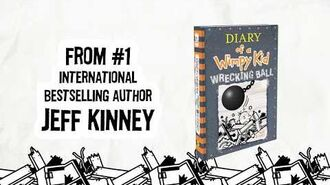 Diary of a Wimpy Kid Wrecking Ball - smashing into stores 11.5.19!-0