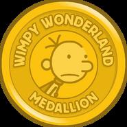 Wimpy Medallion