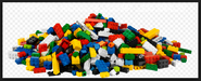 Real Life LEGO Bricks
