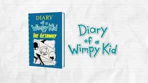 Diary of a Wimpy Kid- The Getaway by Jeff Kinney