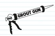 Grout Gun