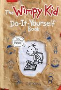The Wimpy Kid Do-It-Yourself Book cover