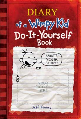 Diary of a wimpy kid do it yourself book diary of a wimpy kid wiki diary of a wimpy kid do it yourself book hardcover paperback solutioingenieria Image collections