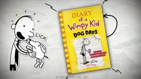 Diary of a Wimpy Kid- Dog Days by Jeff Kinney