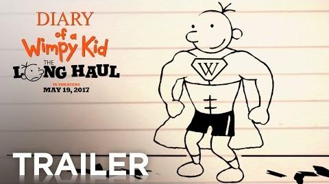 Diary of a Wimpy Kid The Long Haul Official Trailer HD 20th Century FOX