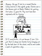 Page mentioning Baskin Robbins