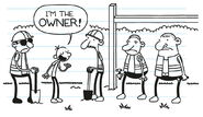 I'm the owner!
