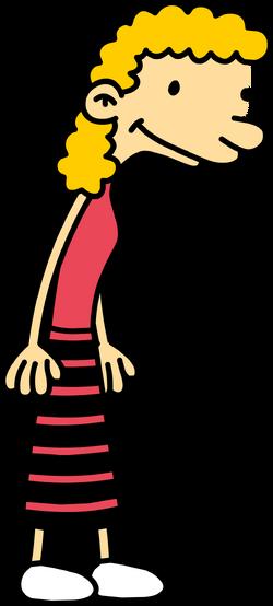 Poptropica Wimpy Boardwalk Mrs. Jefferson