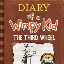 Diary Of A Wimpy Kid The Third Wheel Diary Of A Wimpy Kid Wiki Fandom