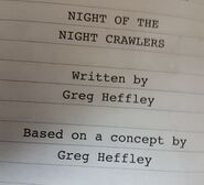 Intro of Night of the Night Crawlers