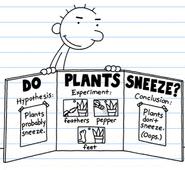 Doplantssneeze