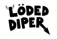 Loded Diper logo