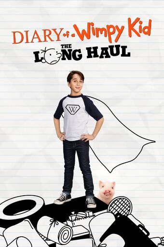 Diary Of A Wimpy Kid The Long Haul Film Diary Of A Wimpy Kid Wiki Fandom