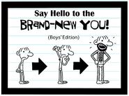 Say Hello to the Brand-New You