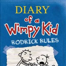 Diary Of A Wimpy Kid Rodrick Rules Diary Of A Wimpy Kid Wiki Fandom