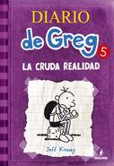 La-cruda-realidad.-diario-de-greg-5 jeff-kinney libro-MONL025