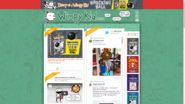 Wimpy Kid The official website for Jeff Kinney's Diary of a Wimpy Kid book series - Google Chrome 8 4 2019 10 37 33 PM