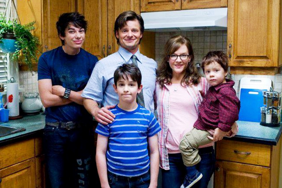 The Heffley Family
