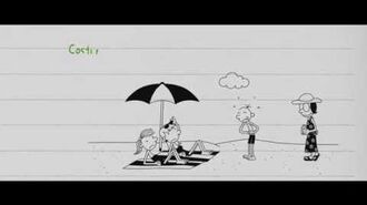 Diary of a Wimpy Kid- Dog Days- Everybody needs a little vacation