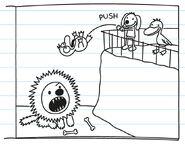 Greg Heffley's Preston Platypus Zoo Ending