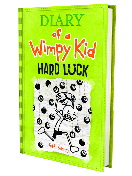 Diary of a wimpy kid hard luck diary of a wimpy kid wiki the books official cover from the series official website solutioingenieria Images