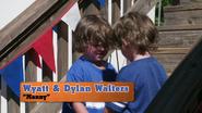 Dylan & Wyatt Walters