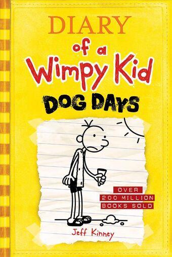 Diary Of A Wimpy Kid Dog Days Diary Of A Wimpy Kid Wiki Fandom