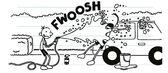 Frank Heffley gets washed by Greg Heffley
