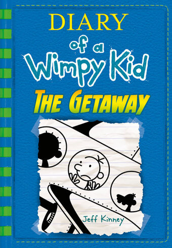 Diary Of A Wimpy Kid The Getaway Diary Of A Wimpy Kid Wiki Fandom