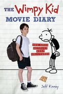 The Wimpy Kid Movie Diary original cover