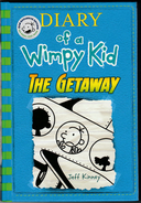 Diary of a Wimpy Kid The Getaway B&N Special Edition