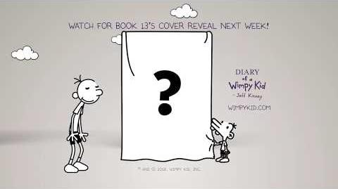Diary of a Wimpy Kid Book 13 – Wimpy is Coming!
